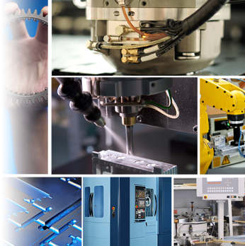 Machine Tool Financing Mosaic